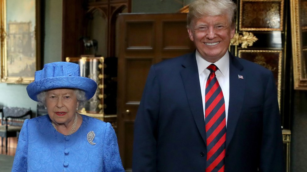 Donald Trump's state visit to the UK set for 3 June