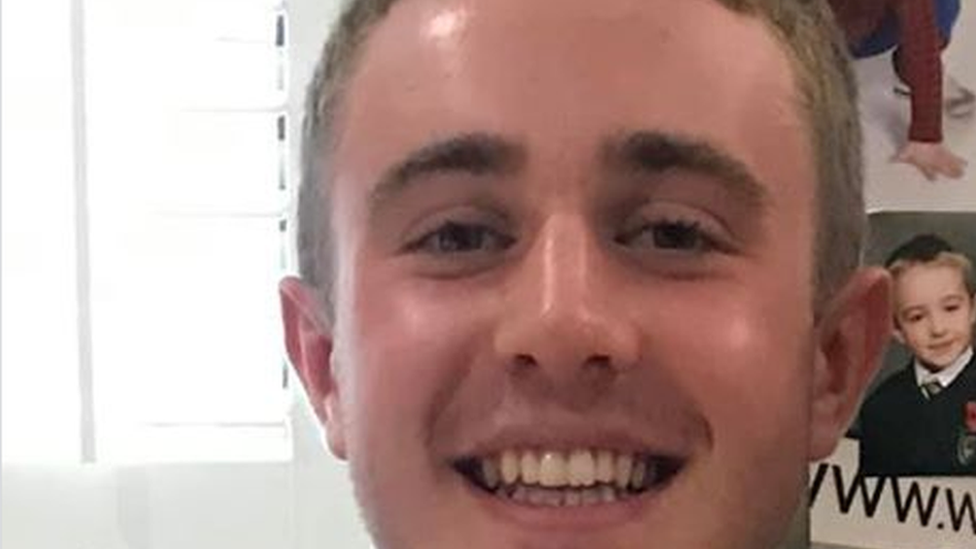 River search for missing Worcester university student