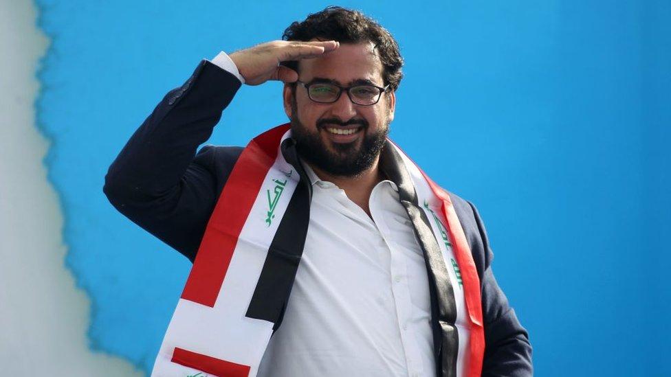 Muntazar al-Zeidi.