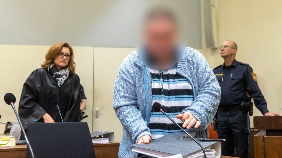 Grzegorz W in court