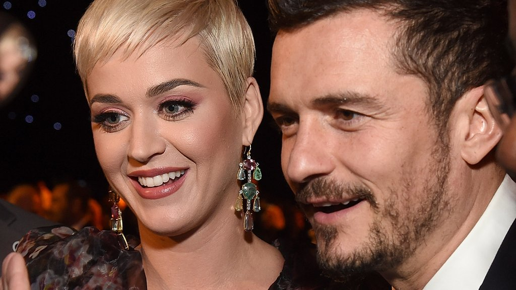 Katy Perry and Orlando Bloom 'engaged'