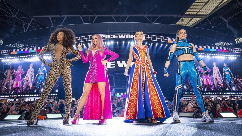 Spice Girls: Geri apologises for quitting in 1998