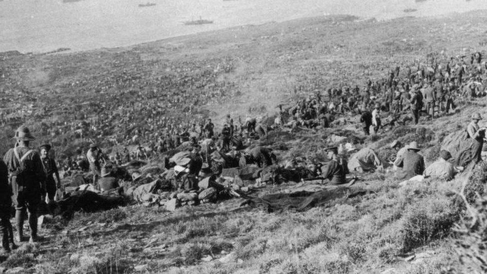 حاول الحلفاء الاستيلاء على اسطنبول خلال الحرب العالمية الأولى