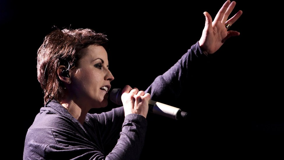 The Cranberries release new Dolores O'Riordan song on the anniversary of her death