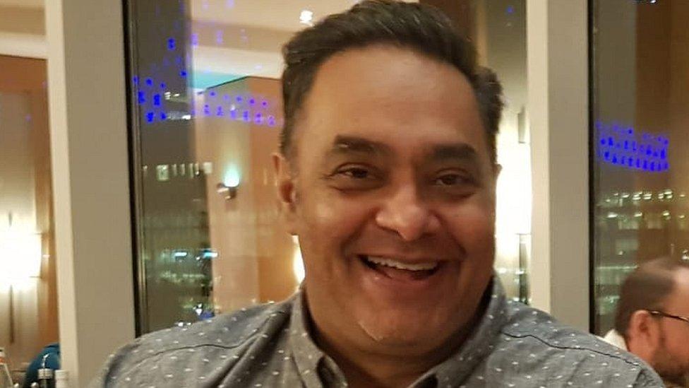 Dharmesh Lakhani