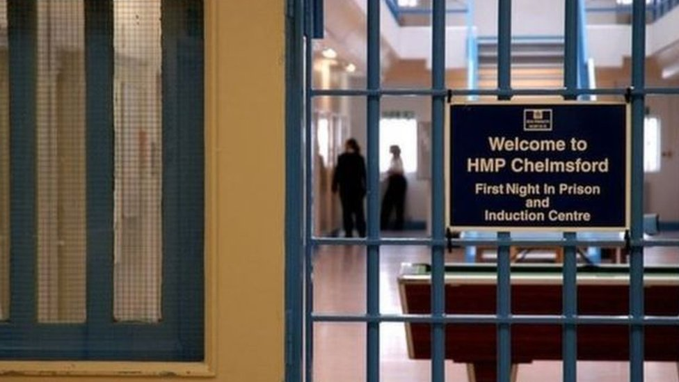 HMP Chelmsford 'failing to tackle drugs'