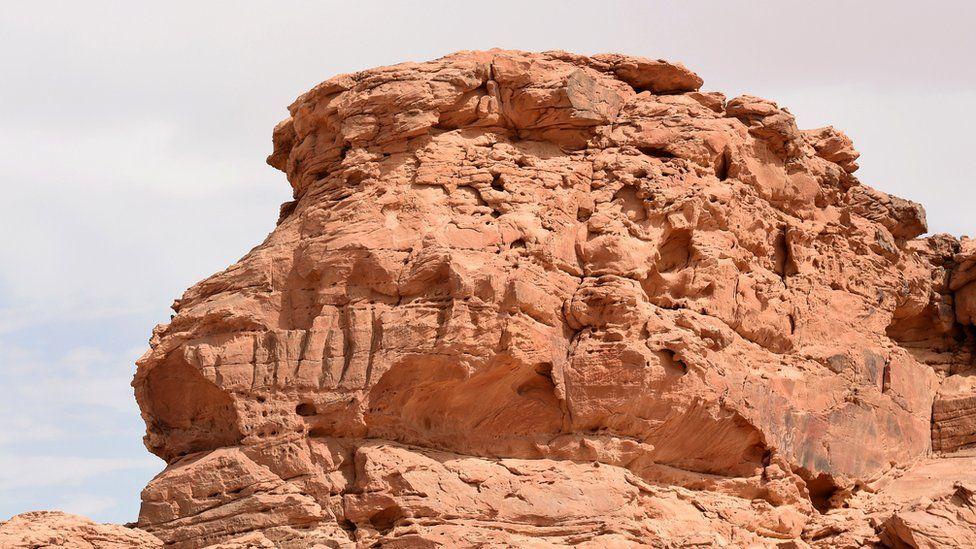 نقوش صخرية