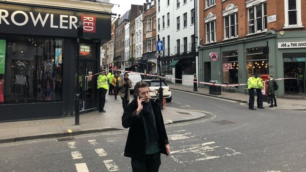 Soho Streets Evacuated Over Ww2 Bomb Find Bbc News Bbc weather updates on latest conditions and forecasts for the uk and the world. bbc com