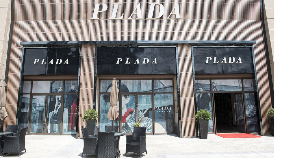 Would you buy a handbag from Plada or Loius Vuitton?