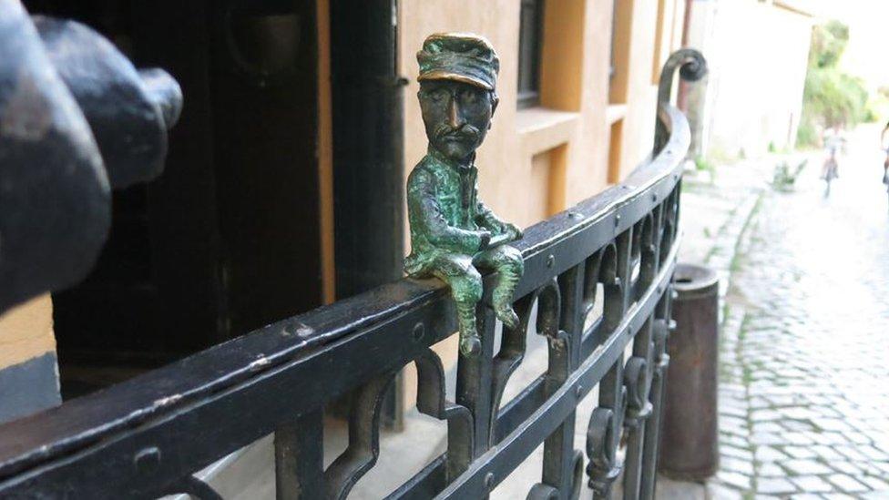 скульптура Шугая
