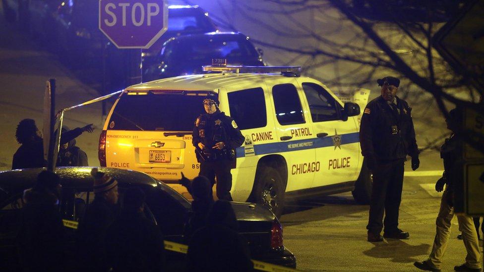 Policija u bolnici u Čikagu nakon pucnjave