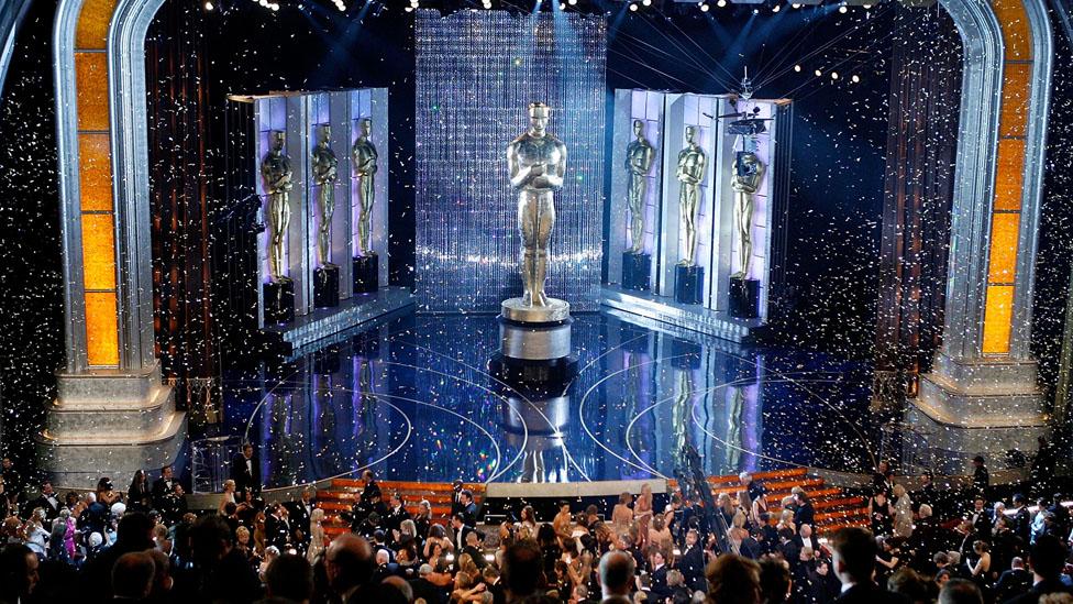 Oscars stage 2007