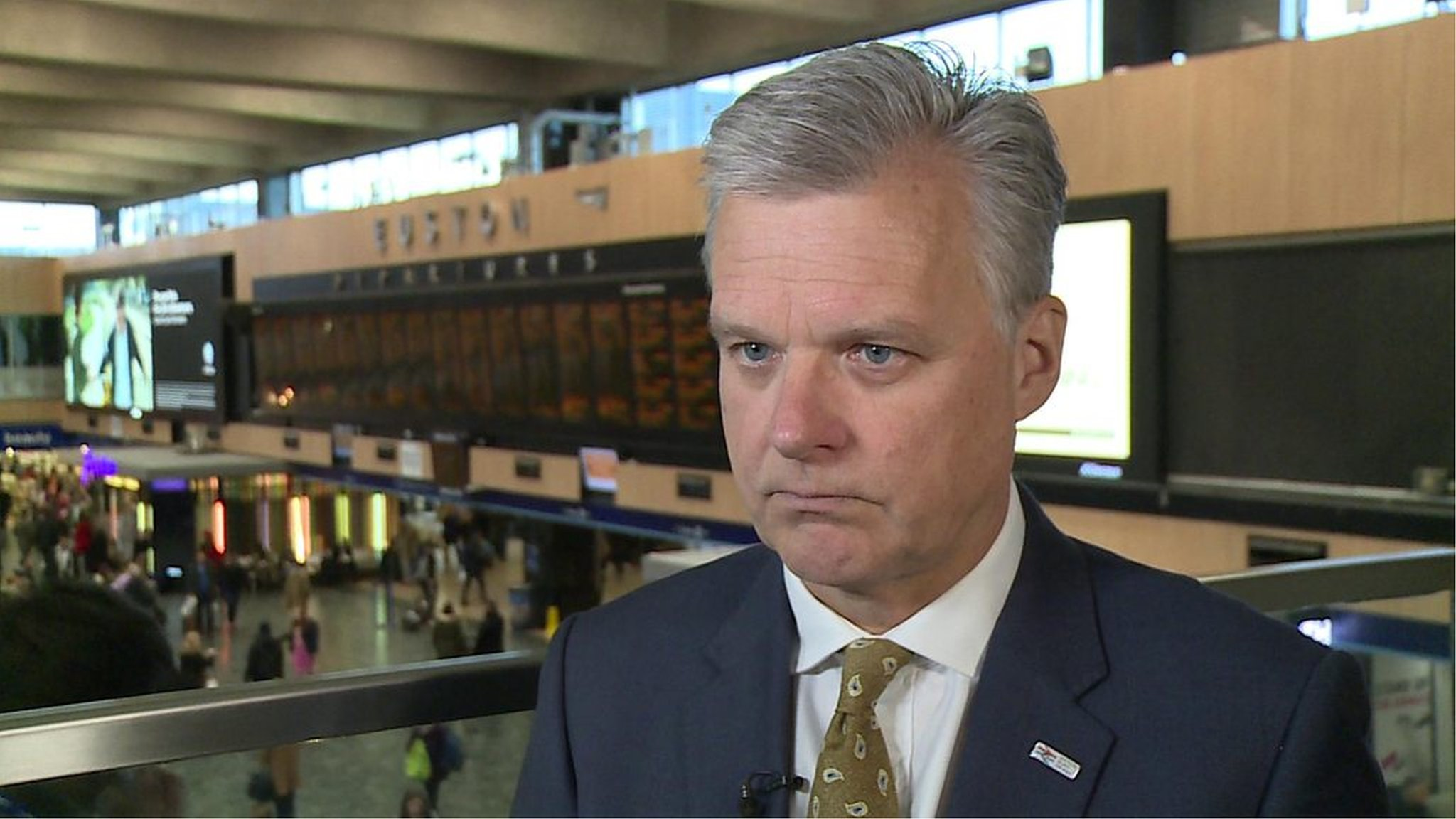 Birthday Honours 2018: Network Rail boss made CBE amid travel chaos