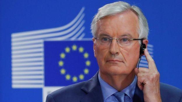 Michel Barnier es el negociador jefe de la UE sobre el Brexit.