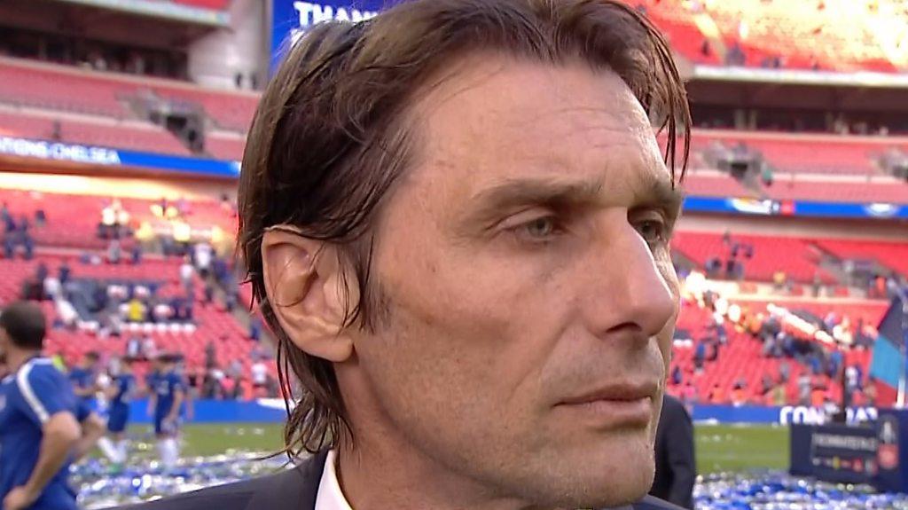 FA Cup: I will respect Chelsea's decision on my future - Antonio Conte