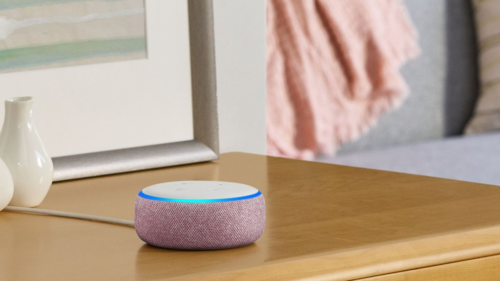 The Amazon Echo Dot
