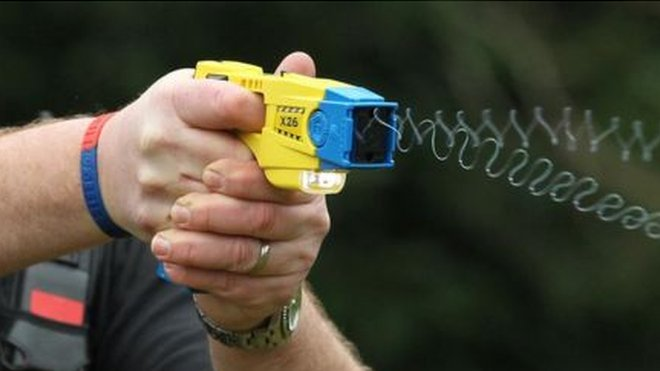 Police officer's use of Taser 'not reasonable or necessary'