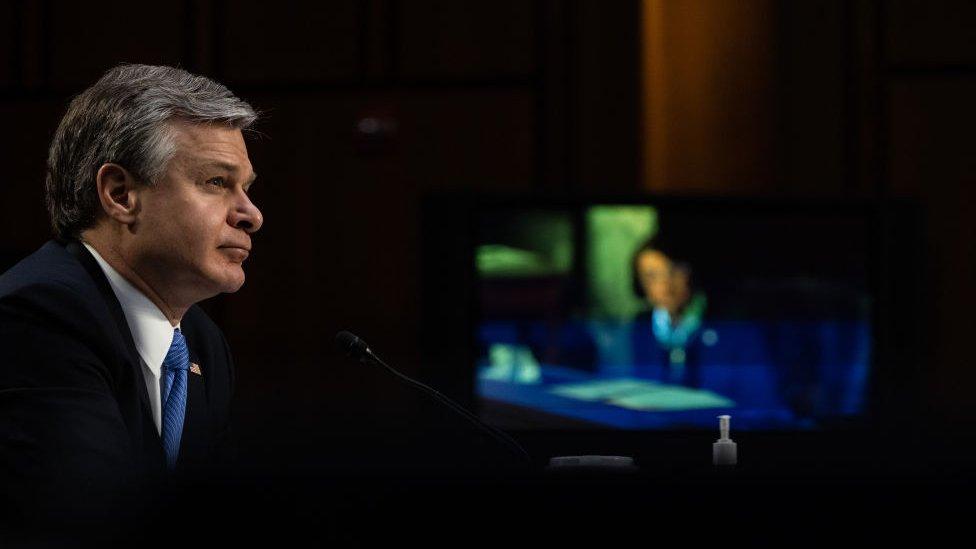 مدير مكتب التحقيقات الفيدرالي