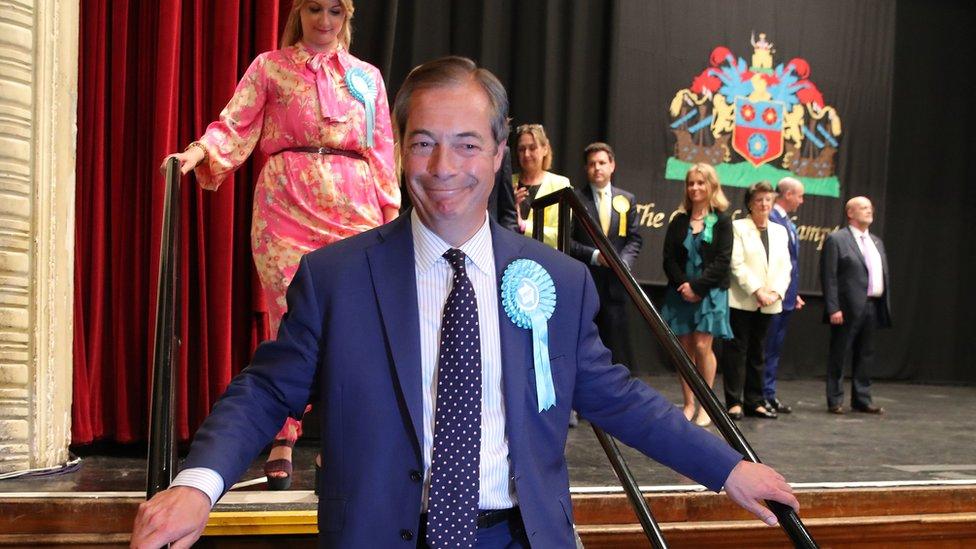 Партія брекзиту перемогла на виборах в Європарламент у Британії