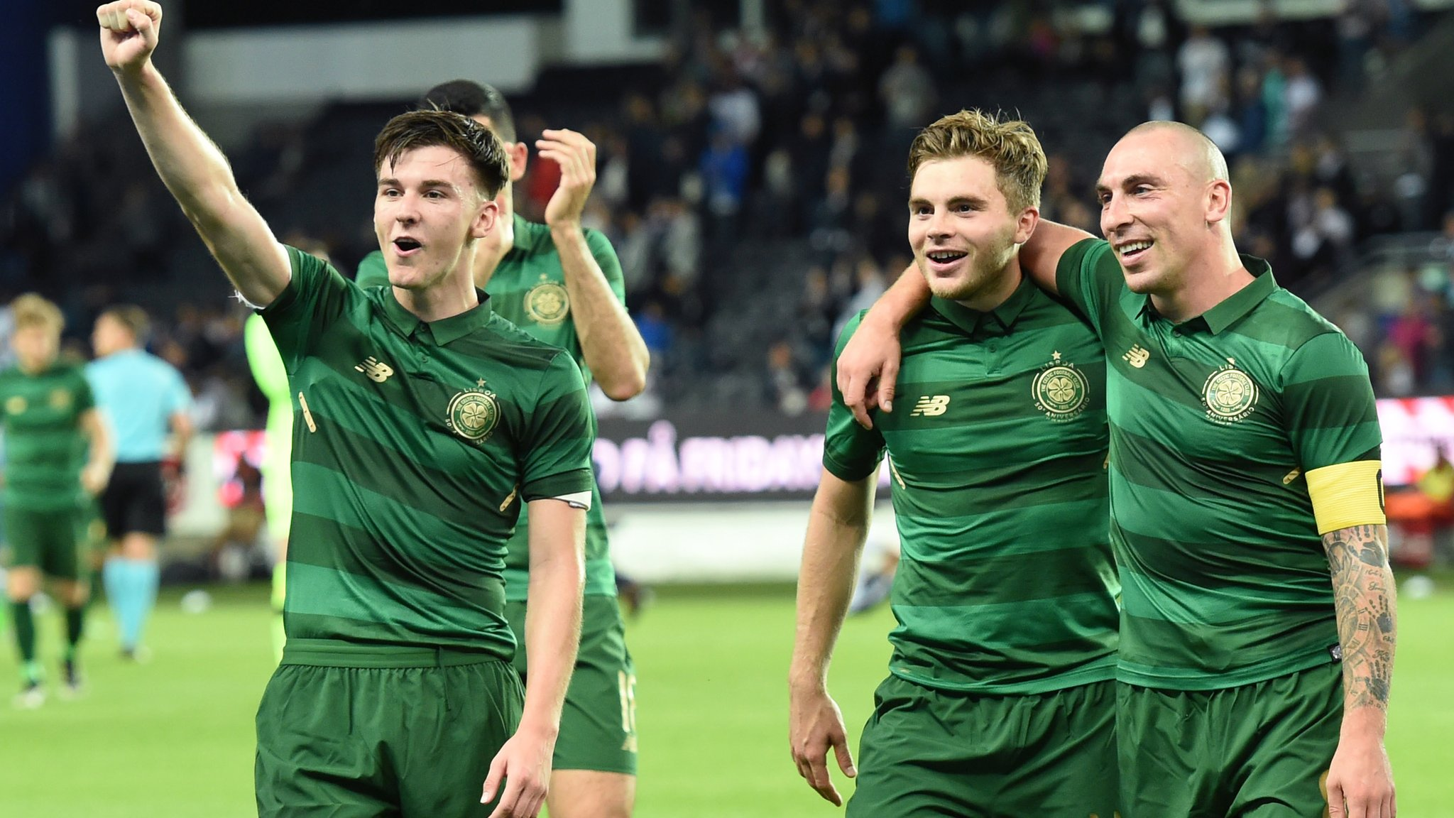 Celtic begin Champions League qualifying campaign in Armenia