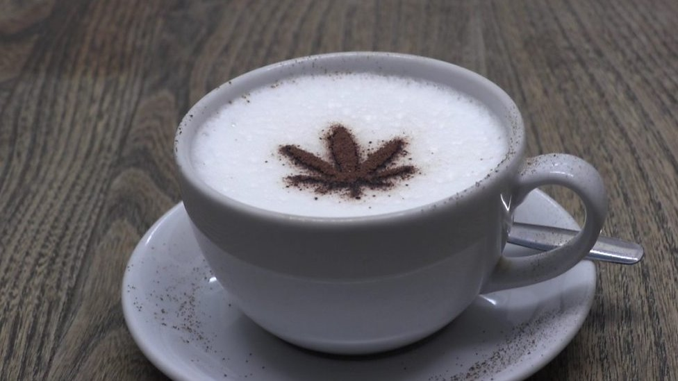 Cannabis with your coffee?