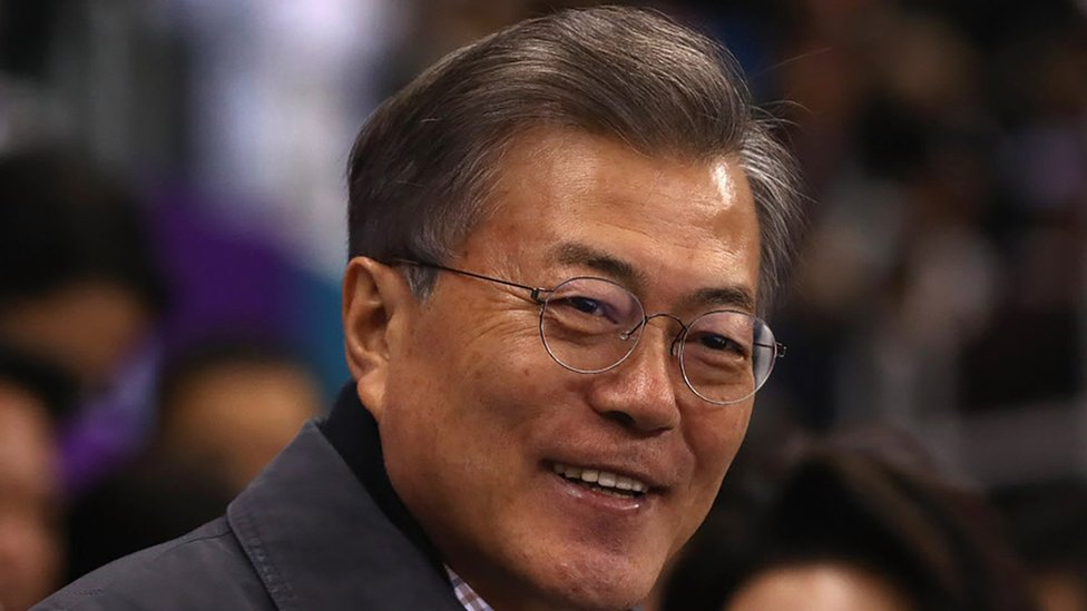 Predsednik Južne Koreje
