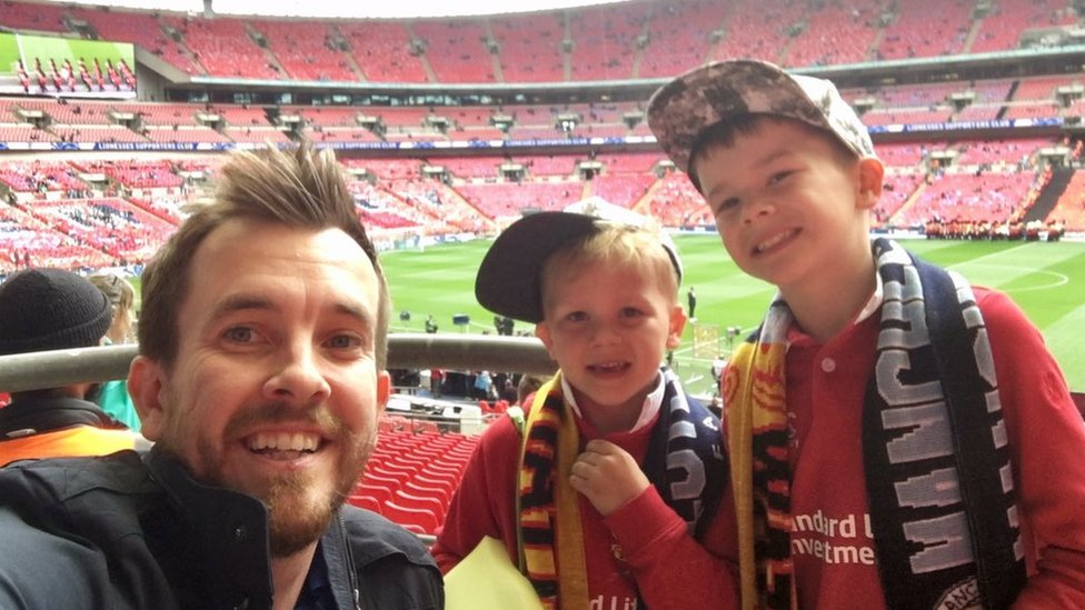 Essex family completes FA Cup journey with final tickets