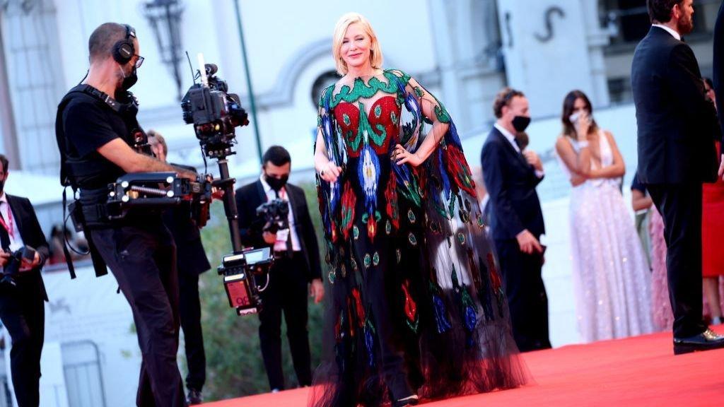 تقود لجنة مهرجان البندقية الممثلة الاسترالية كيت بلانشيت