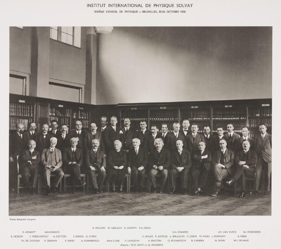 Conferencia Solvay (1930)