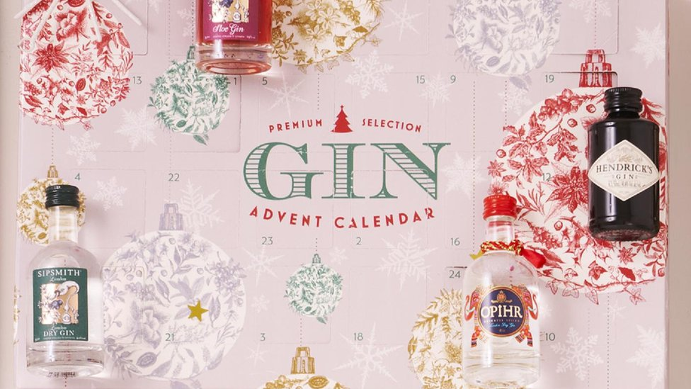 Have 'non-traditional' advent calendars peaked already?