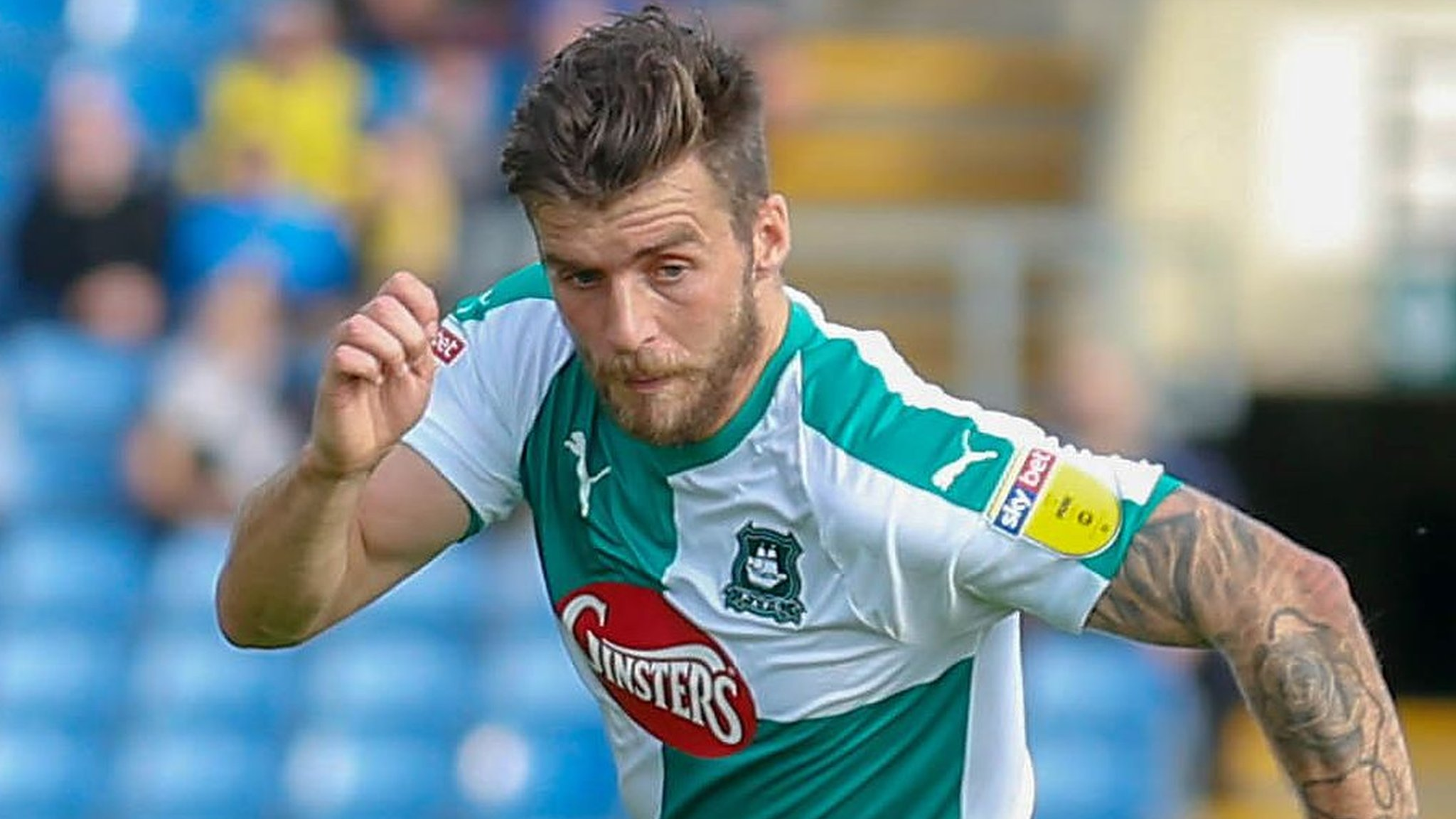 Graham Carey: Plymouth Argyle forward apologises for team after Oxford defeat