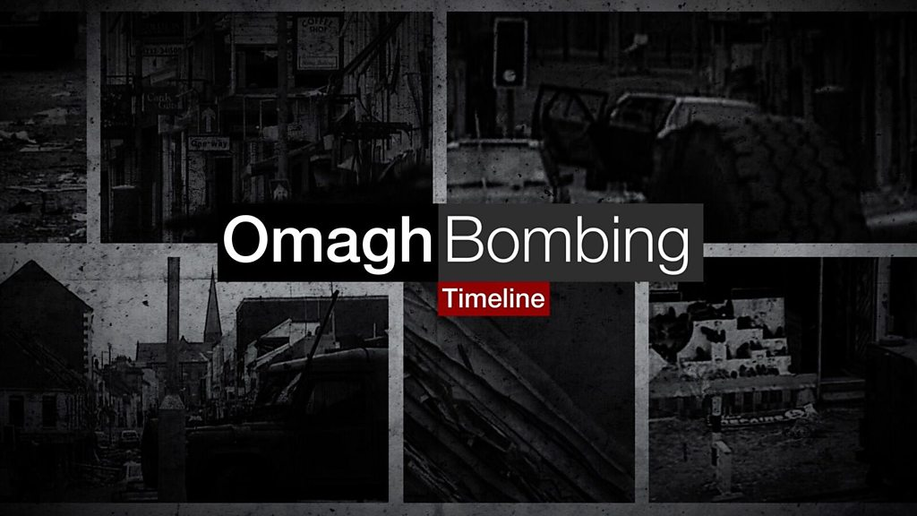 Omagh bombing: Timeline of the day