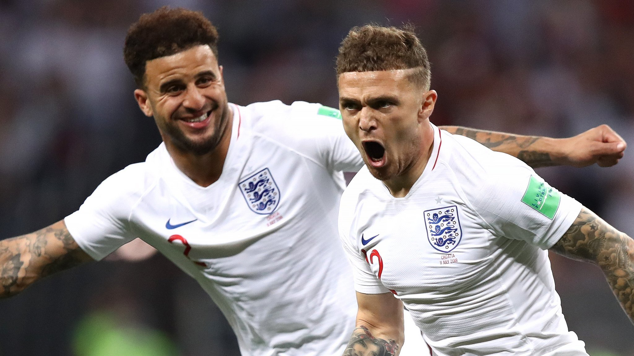 Were England good, lucky, or a bit of both? Check the stats