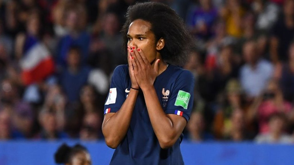 Women's World Cup: Wendie Renard's penalty - did officials get France award right?