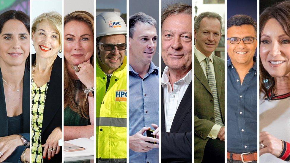 nine bosses