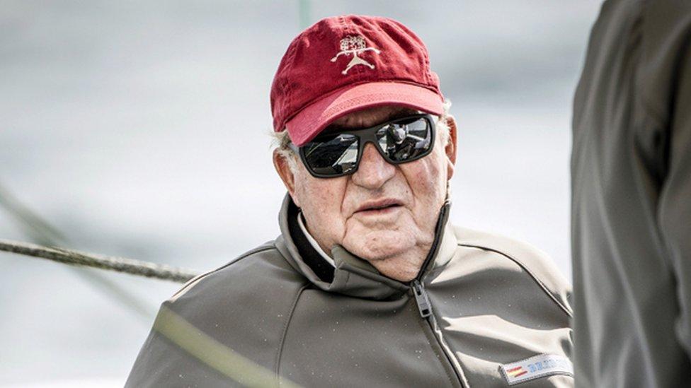СМИ: бывший король Испании Хуан Карлос уехал в Доминиканскую республику