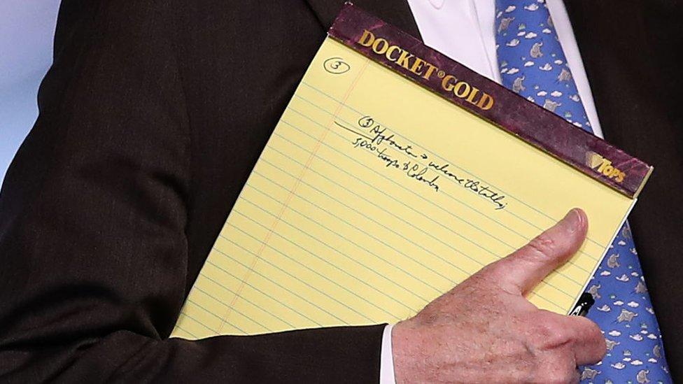 Cuaderno.