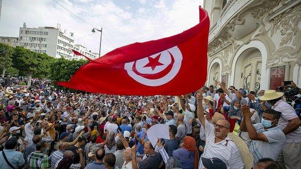Тунис на пороге новой