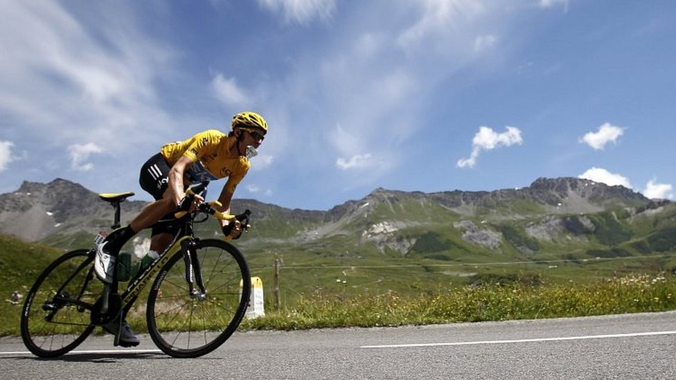 Tour de France: How to cycle as fast as a pro