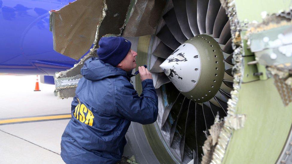 Унікальна аварія: що сталося на борту Southwest Airlines