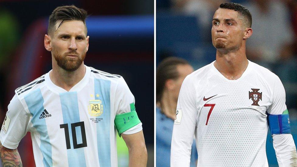 Rusia 2018 pudo ser la última oportunidad para que Lionel Messi y Cristiano Ronaldo ganaran un Mundial.