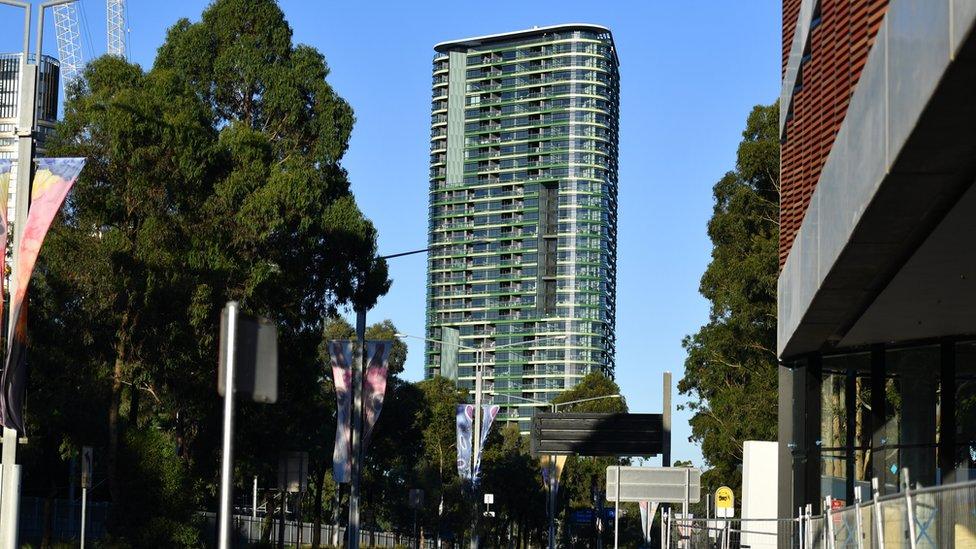 Opal zgrada u Sidneju