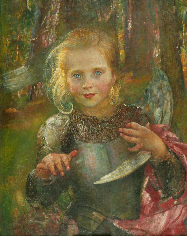 Illusions by Annie Swynnerton (c 1902)