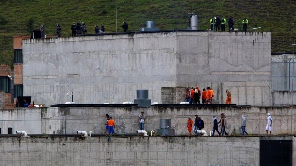 """سجن """"إل توري"""" في كوينكا"""