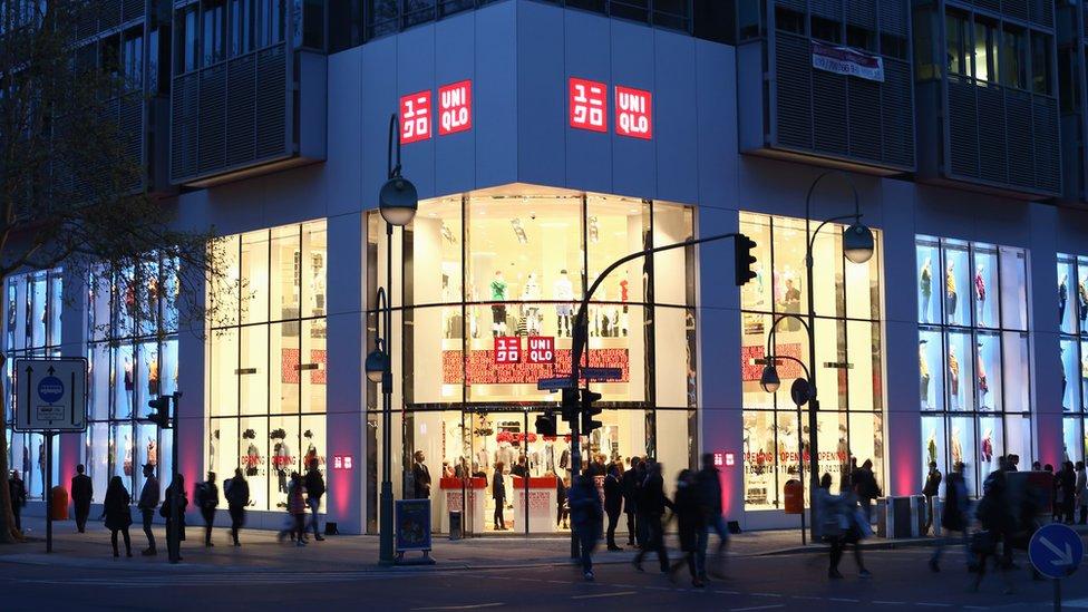 Uniqlo ocupa el tercer lugar en el mundo después de Zara y de H&M.