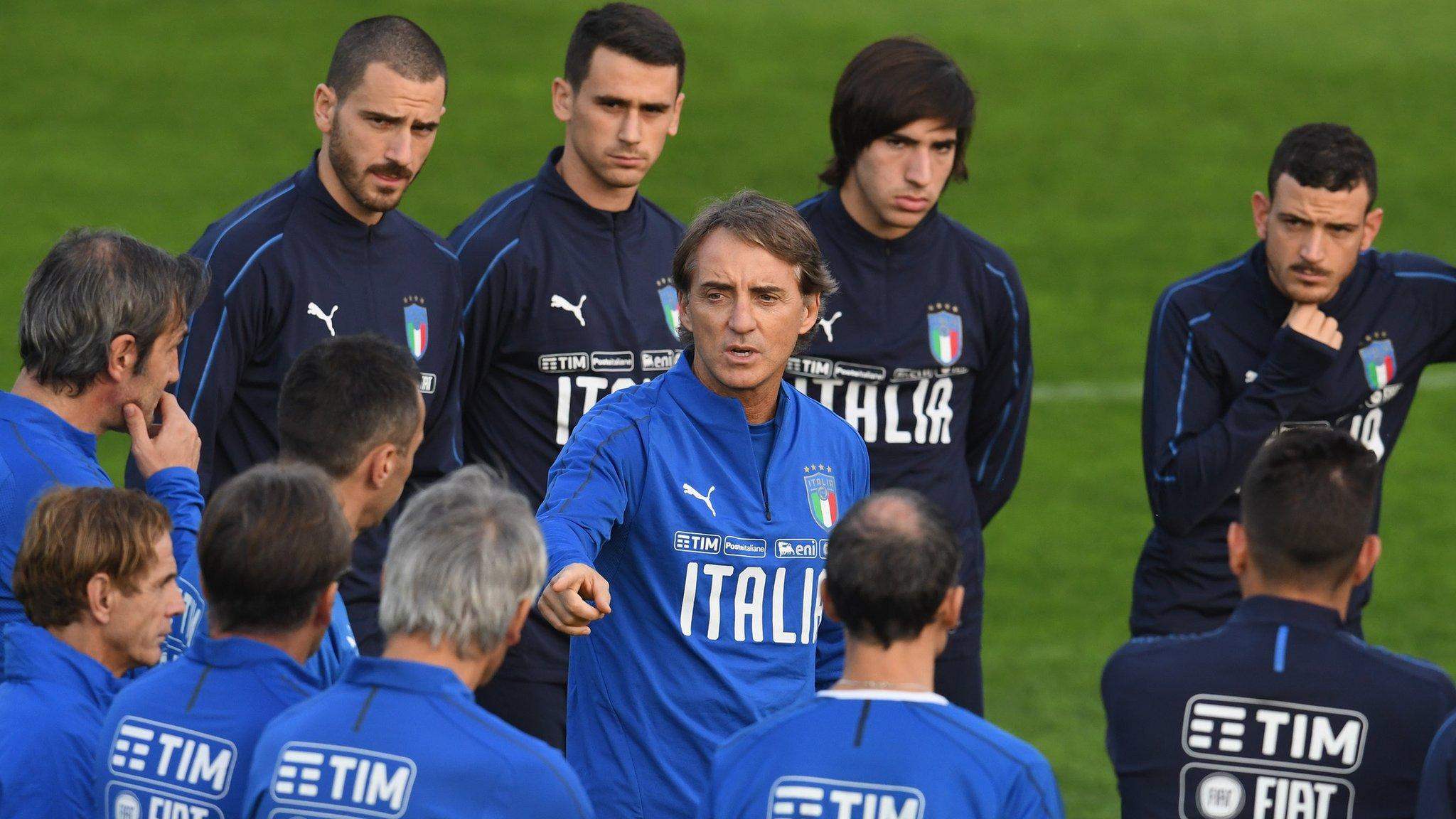 Roberto Mancini: How former Man City boss is revolutionising Italy