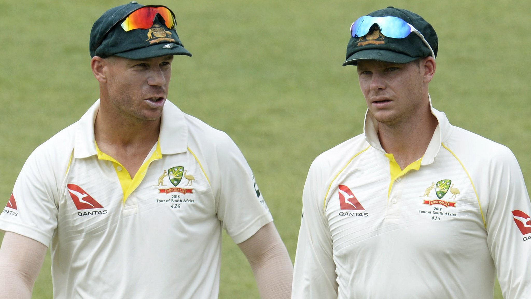 'Like two brothers coming home' - Smith & Warner reunite with Australia squad
