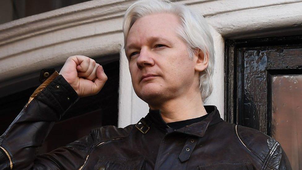 Julian Assange: Why Wikileaks founder spent years in Ecuador's embassy