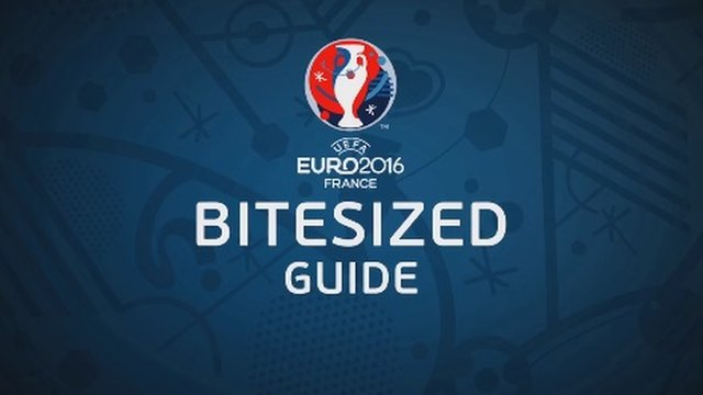 BBC Wales' Euro 2016 Bitesized guide