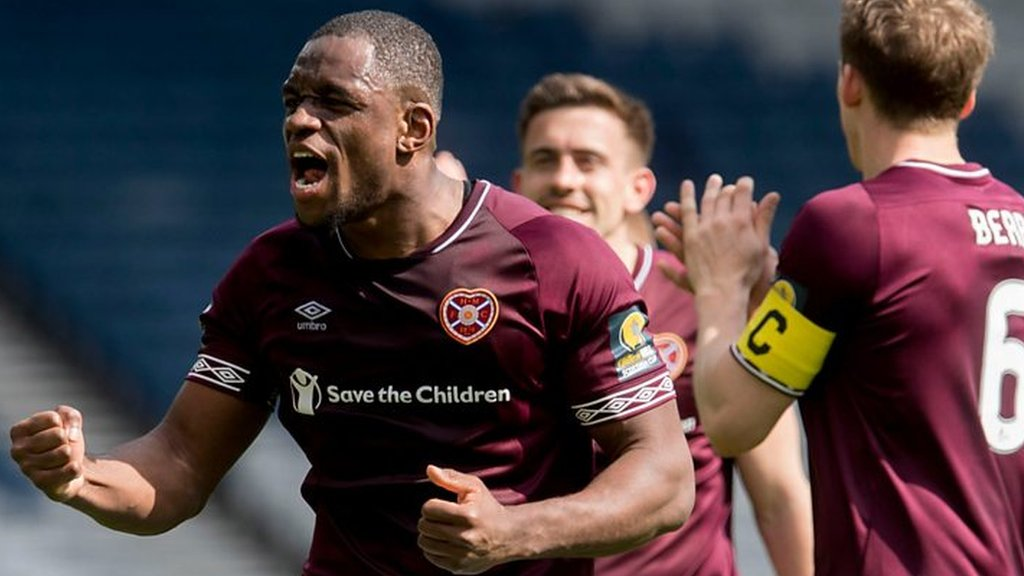 Hearts' road to the Scottish Cup final - highlights of all the Tynecastle side's ties